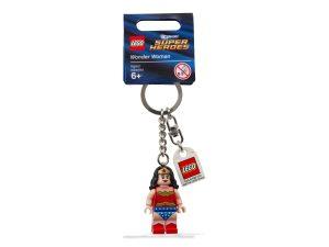 brelok do kluczy z wonder woman z serii lego 853433 super heroes