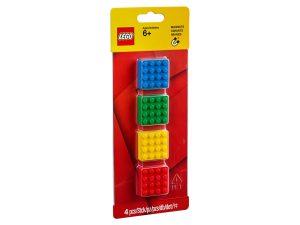 klasyczne magnesy z klockiem lego 853915 4x4
