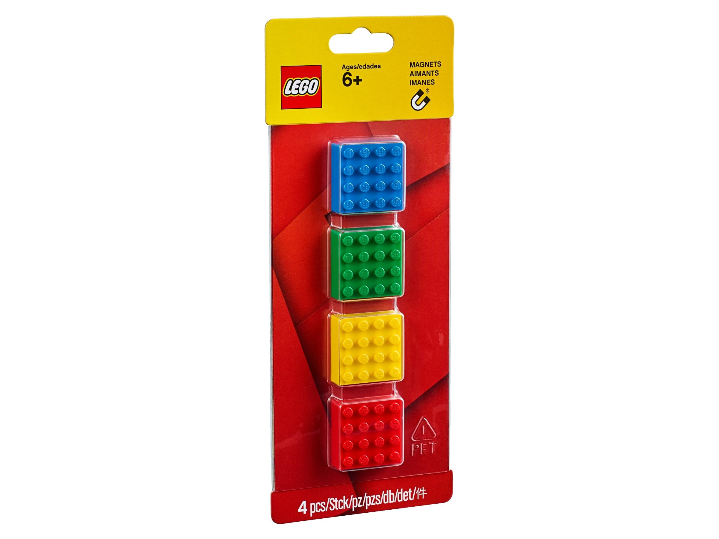 klasyczne magnesy z klockiem lego 853915