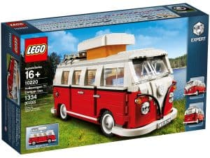 lego 10220 mikrobus kempingowy volkswagen t1