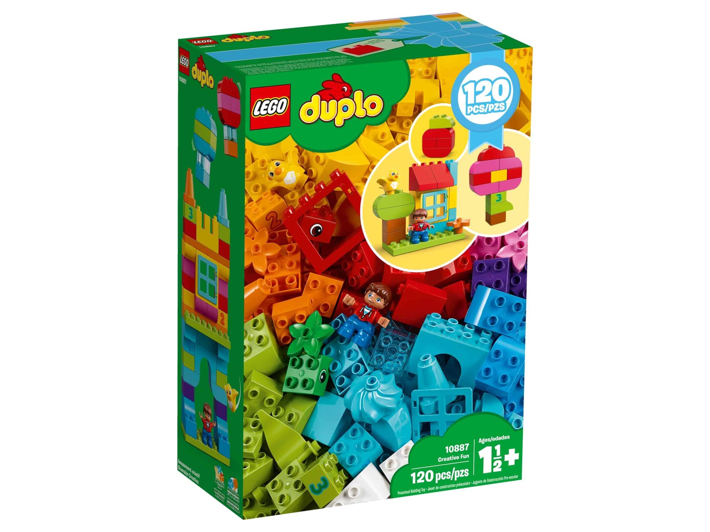 lego 10887 kreatywna zabawa