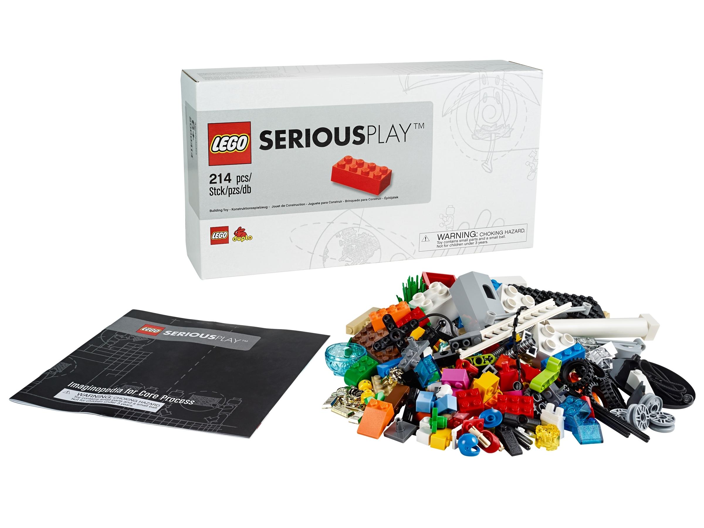 lego 2000414 serious play zestaw poczatkowy