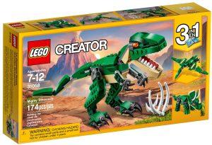 lego 31058 potezne dinozaury