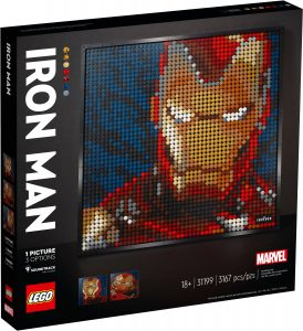 lego 31199 iron man z wytworni marvel studios