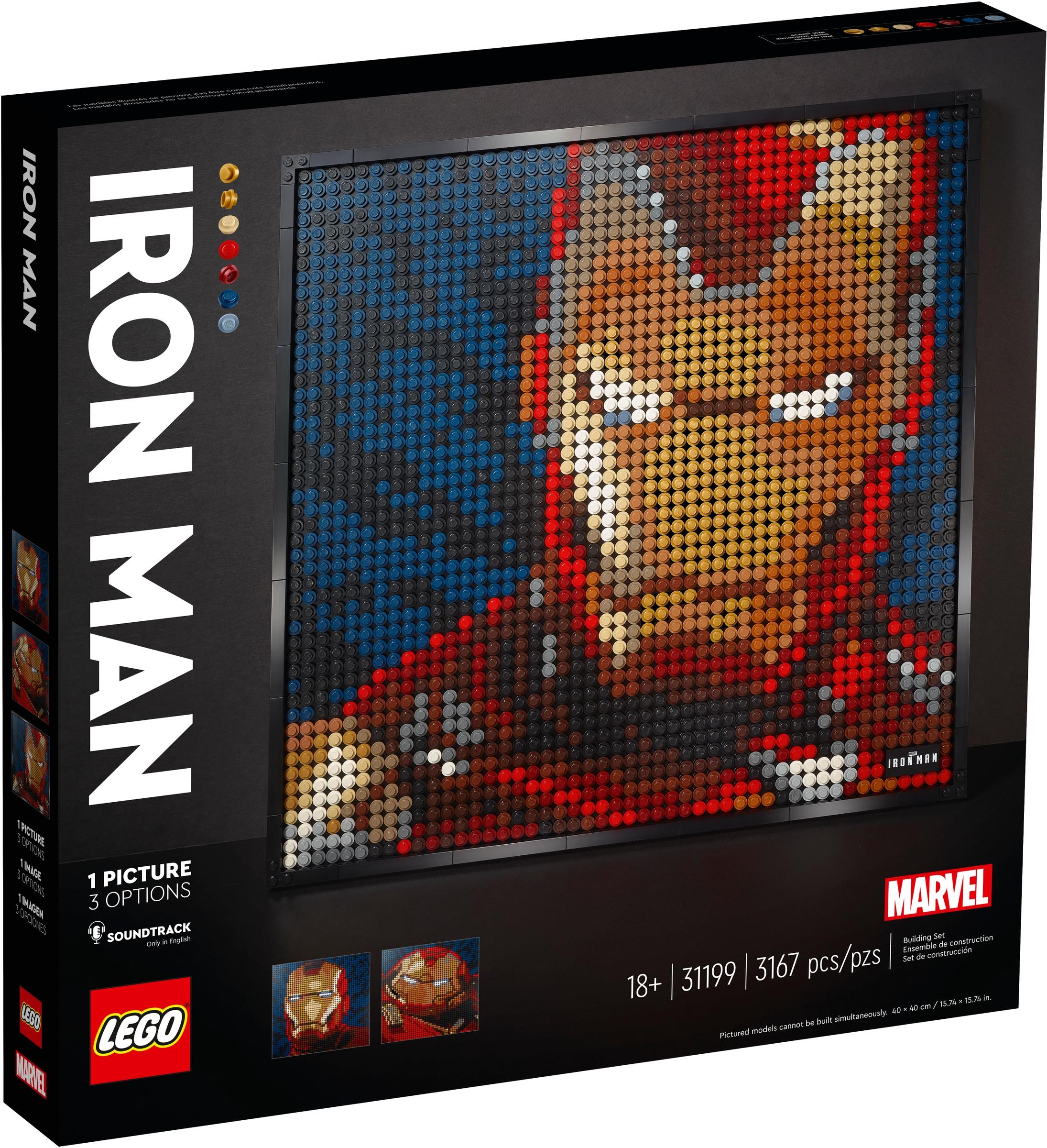 lego 31199 iron man z wytworni marvel studios