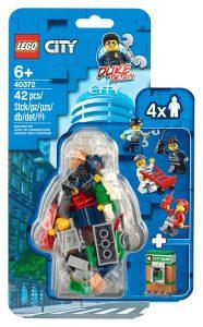 lego 40372 zestaw akcesoriow i minifigurek policyjnych