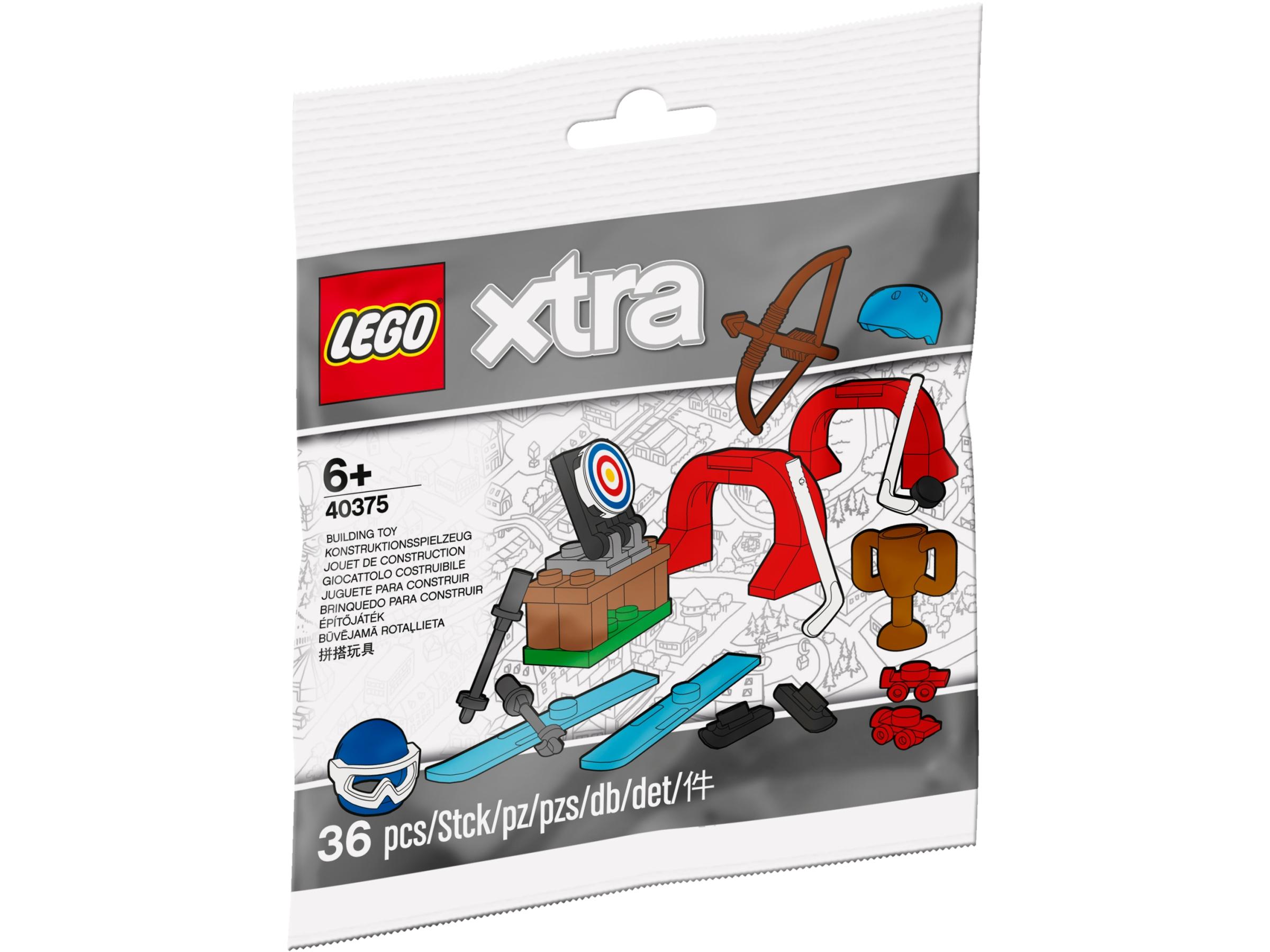 lego 40375 akcesoria sportowe