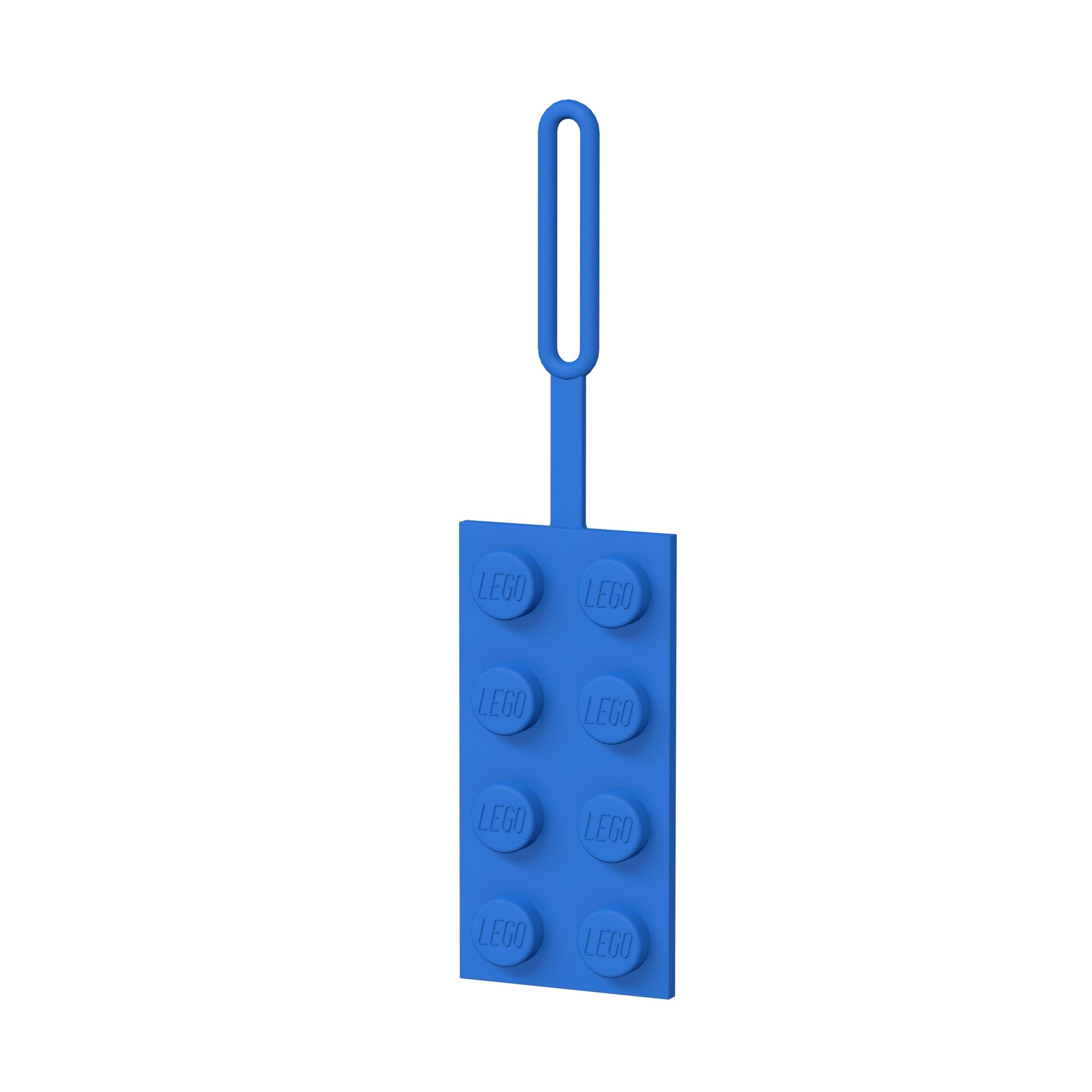 lego 5005543 niebieska zawieszka na bagaz