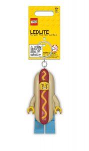 lego 5005705 breloczek z latarka w ksztalcie czlowieka hot doga