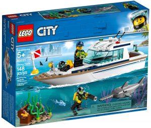 lego 60221 jacht