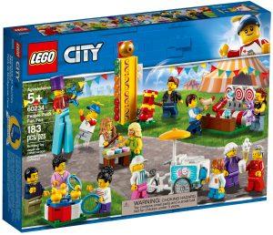 lego 60234 wesole miasteczko zestaw minifigurek