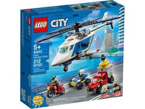 lego 60243 poscig helikopterem policyjnym