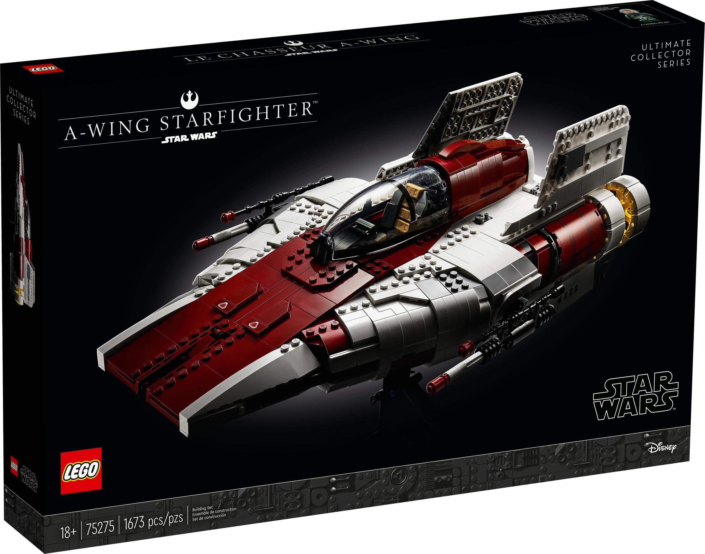 lego 75275 mysliwiec a wing