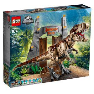 lego 75936 park jurajski atak tyranozaura