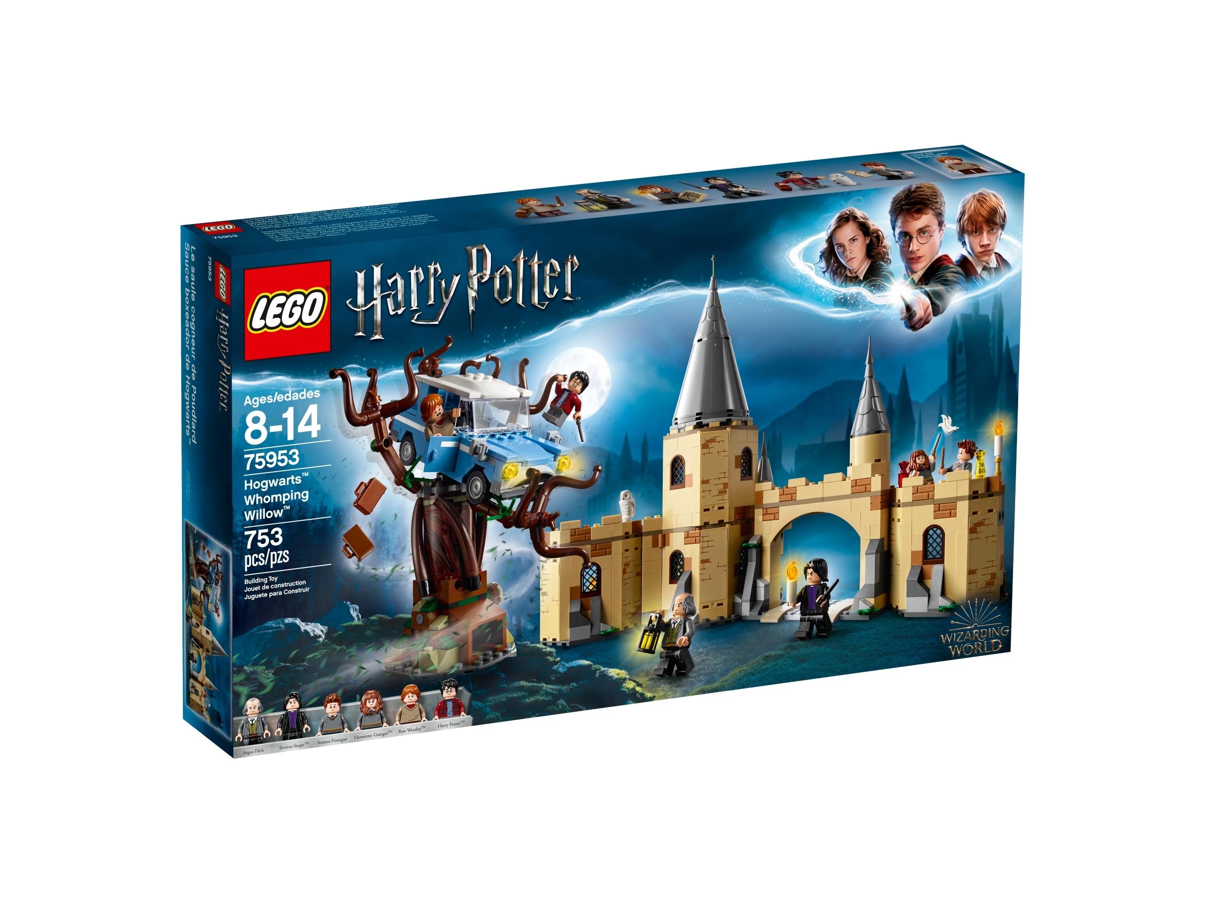 lego 75953 wierzba bijaca z hogwartu