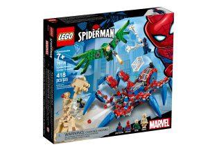 lego 76114 mechaniczny pajak spider mana