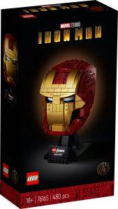 lego 76165 helm iron mana