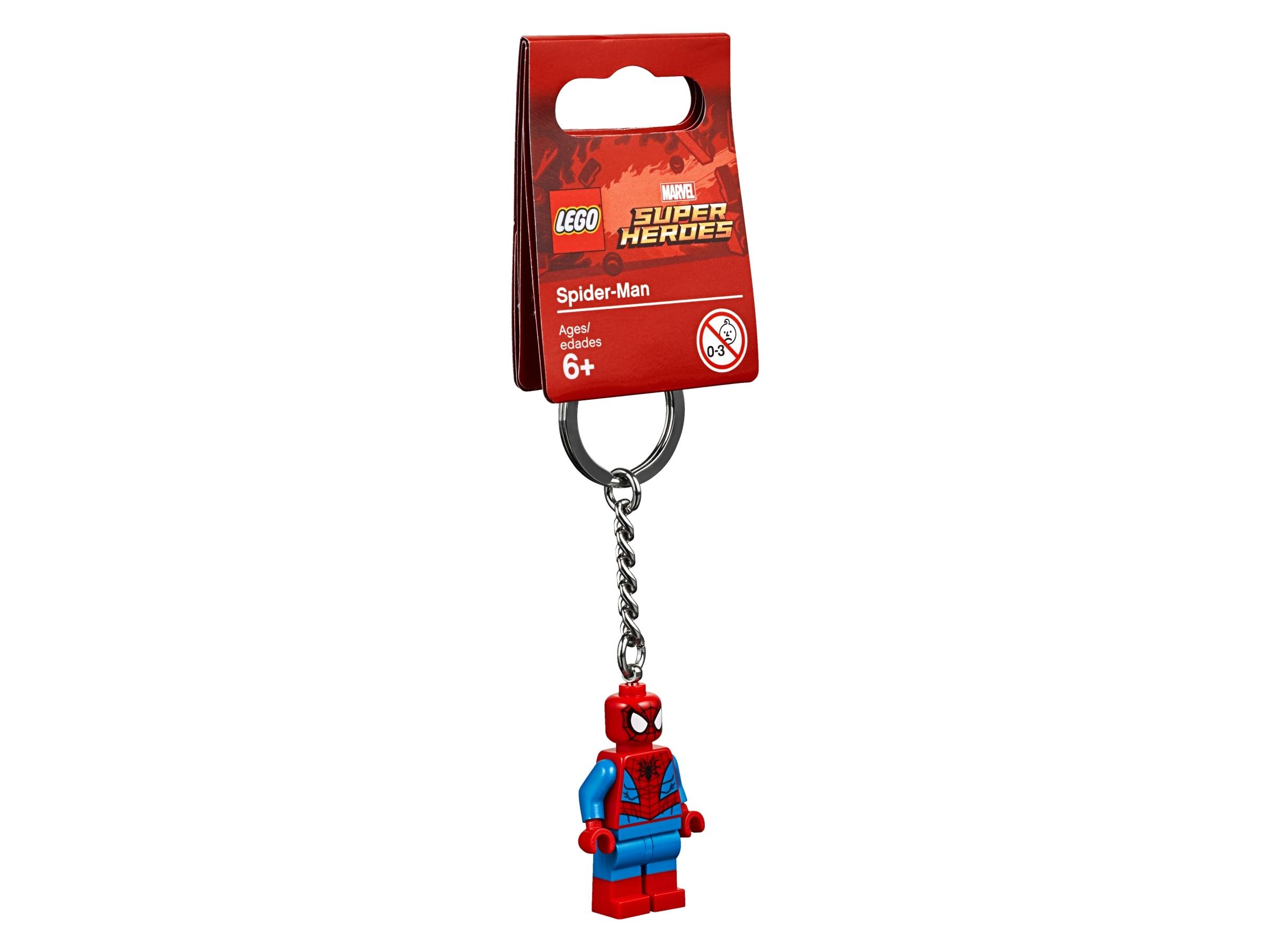 lego 853950 breloczek spider man