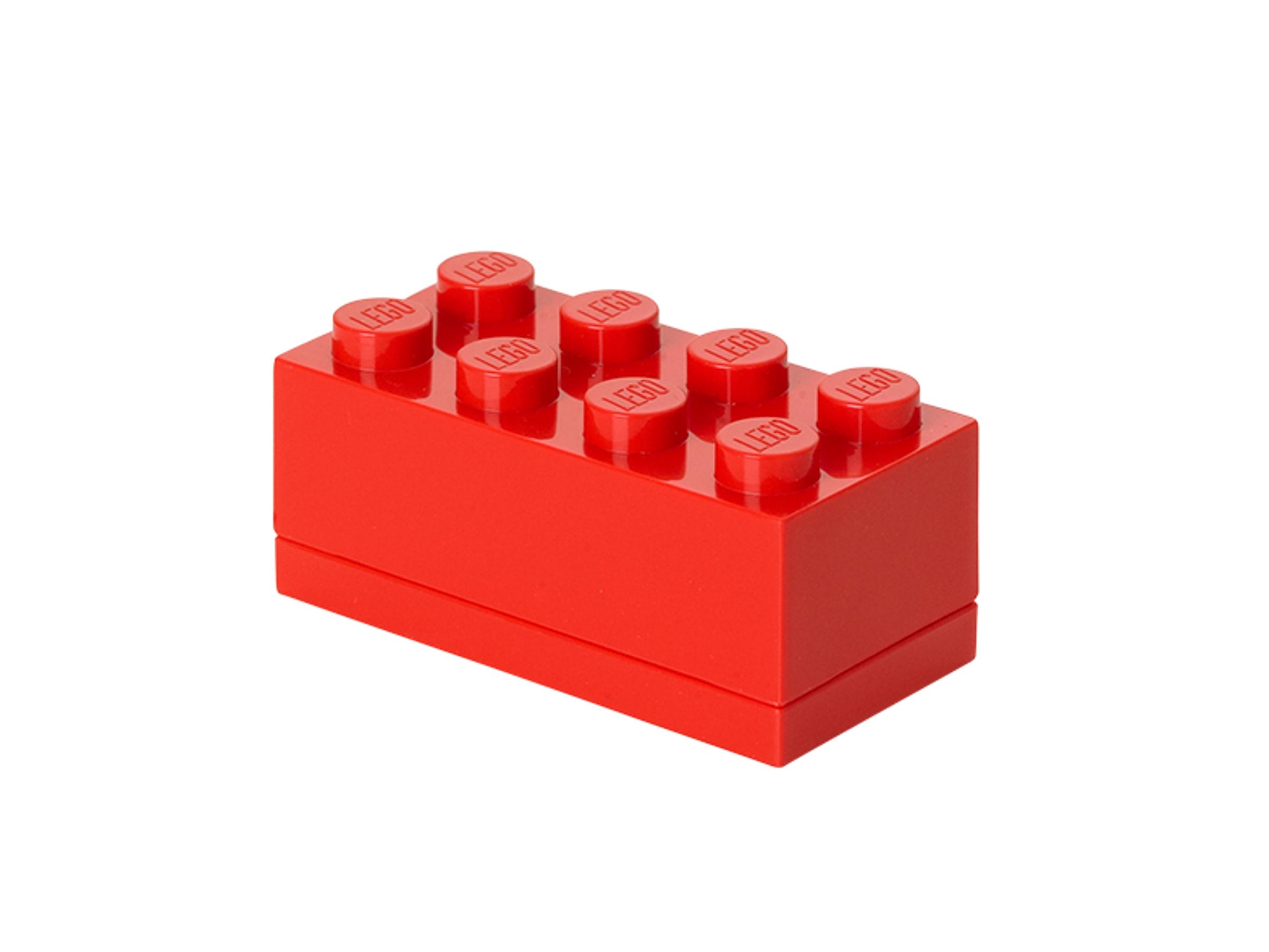 male pudelko lego 5001286 z 8 wypustkami