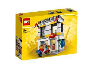 sklep firmowy lego 40305 w mikroskali