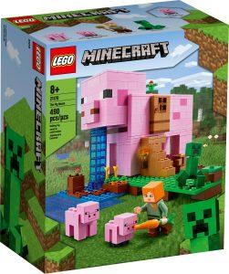 lego 21170 dom w ksztalcie swini