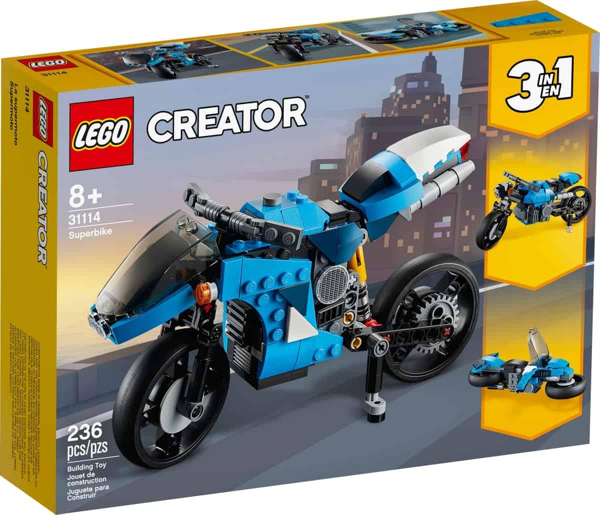 lego 31114 supermotocykl