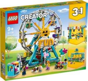 LEGO 31119 Diabelski młyn - 20210517