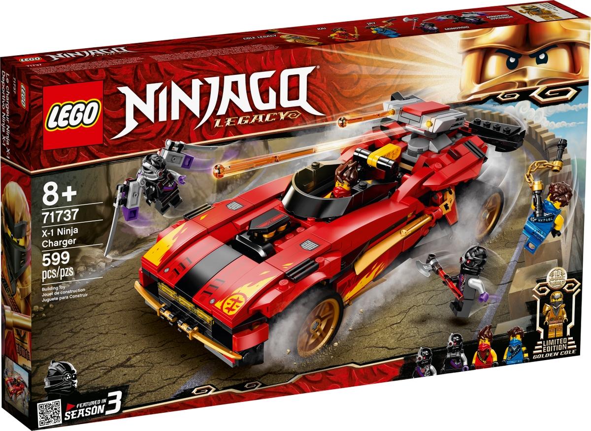 lego 71737 ninjascigacz x 1