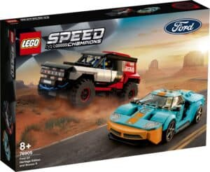 LEGO 76905 Ford GT Heritage Edition and Bronco R - 20210502