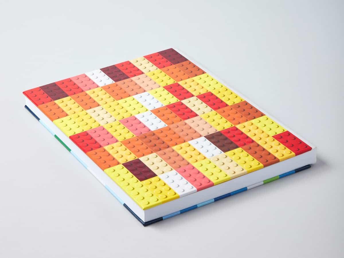 notes inspirowany klockami lego 5006205