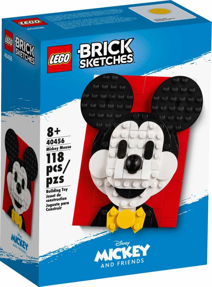 lego 40456 myszka miki