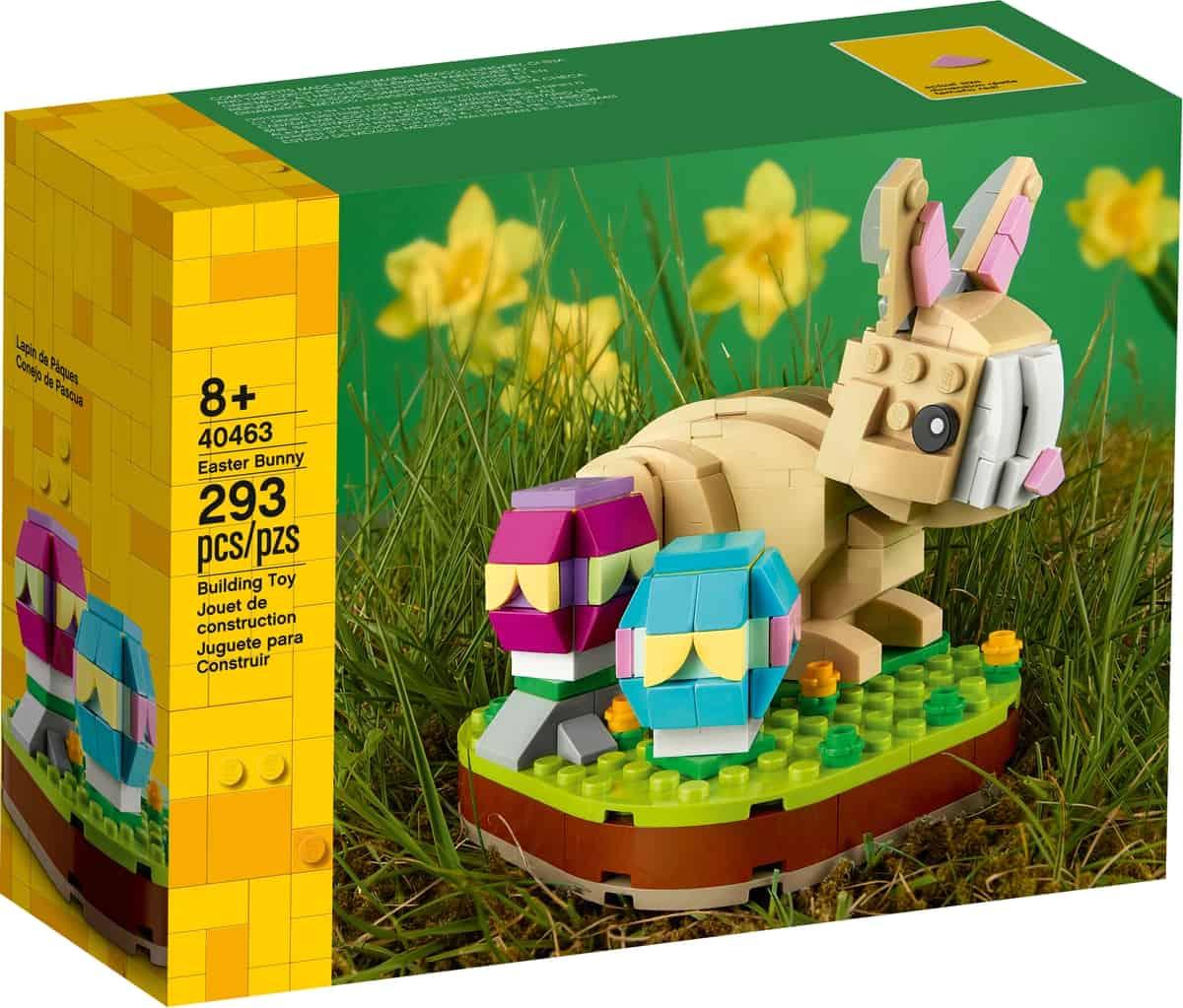 lego 40463 zajaczek wielkanocny