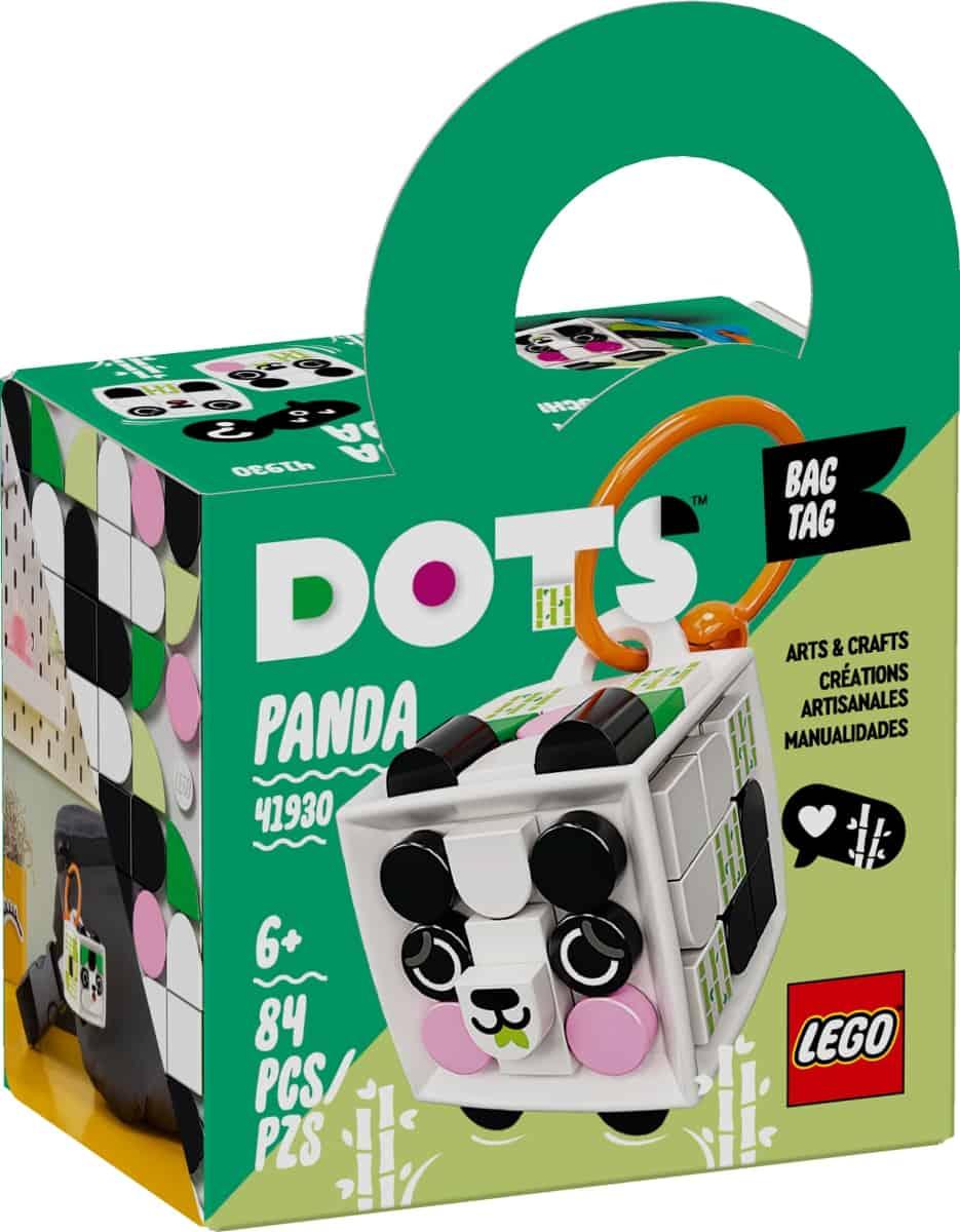 lego 41930 zawieszka z panda