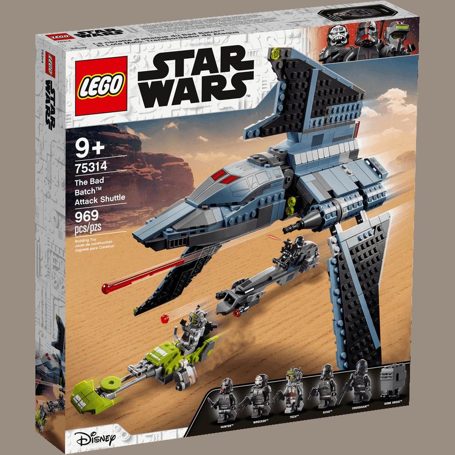 LEGO 75314 Prom szturmowy Parszywej Zgrai - 20210506