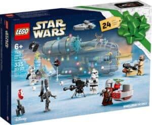 Kalendarz adwentowy LEGO 75307 Star Wars - 20210721