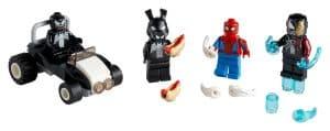 lego 40454 spider man kontra venom i iron venom