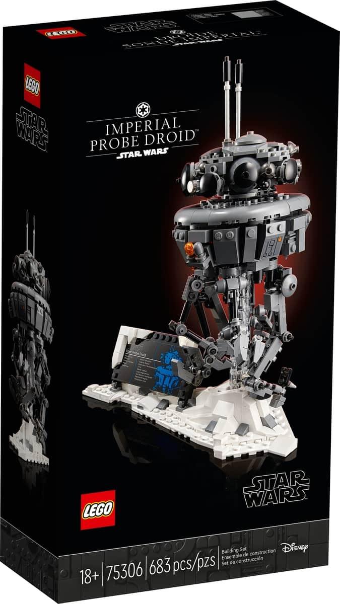 lego 75306 imperialny droid zwiadowczy