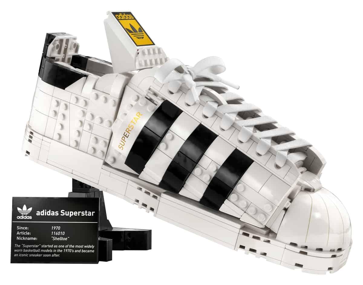 LEGO 10282 But adidas Originals Superstar - 20210615