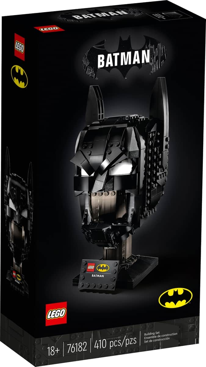 lego 76182 maska batmana