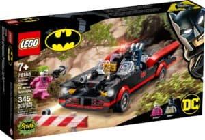 lego 76188 klasyczny serial telewizyjny batman batmobil