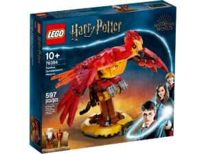 lego 76394 fawkes feniks dumbledorea
