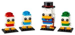LEGO 40477 Dagobert Duck, Hyzio, Dyzio i Zyzio - 20210503