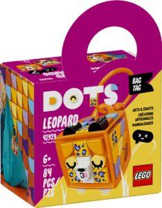 lego 41929 zawieszka z leopardem
