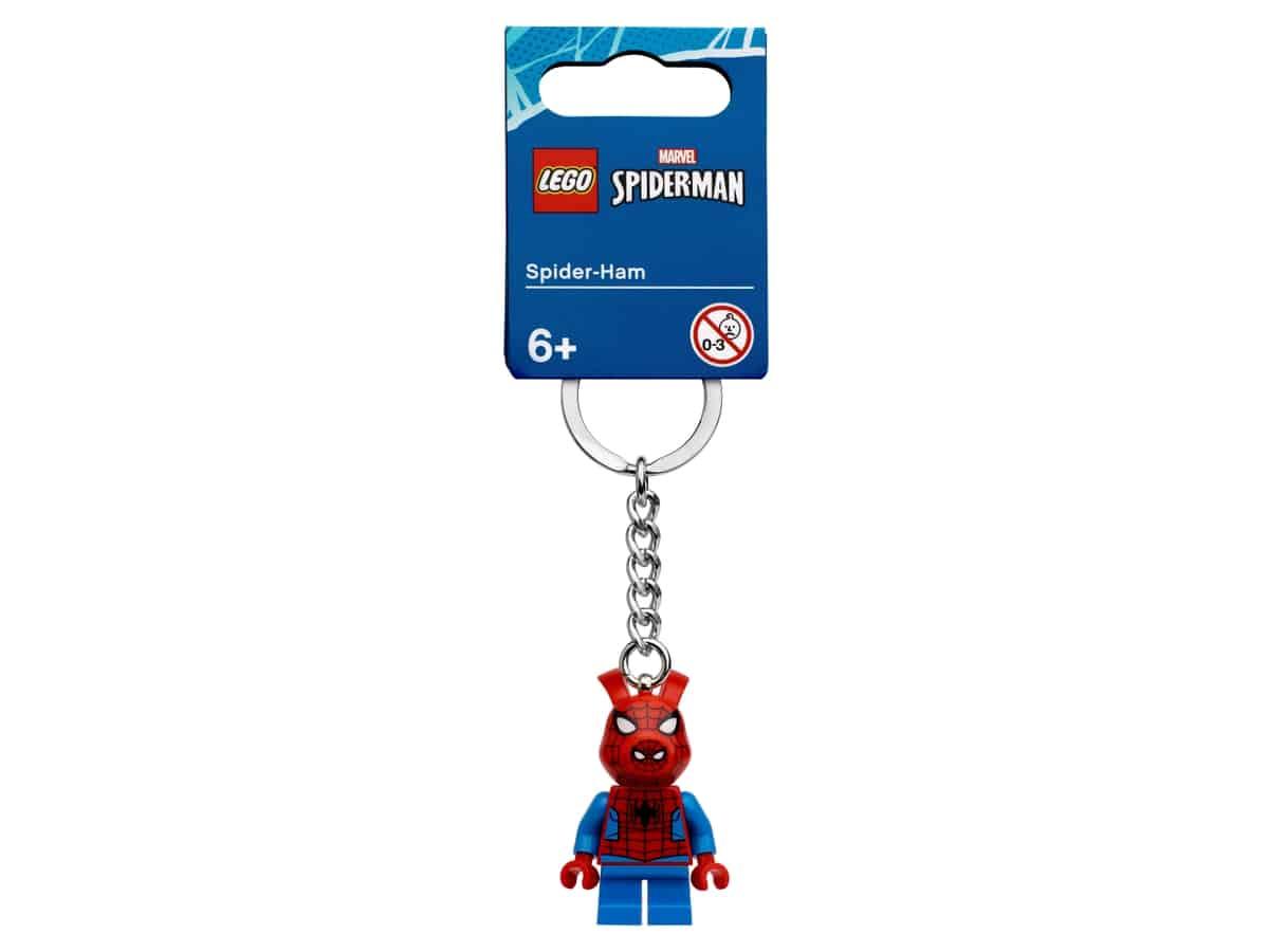lego 854077 breloczek ze spider hamem