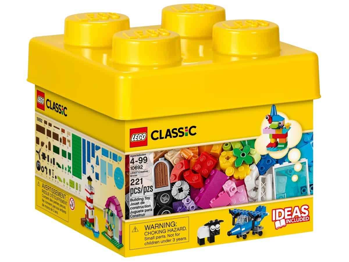 kreatywne klocki lego 10692