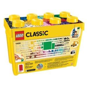 kreatywne klocki lego 10698 duze pudelko
