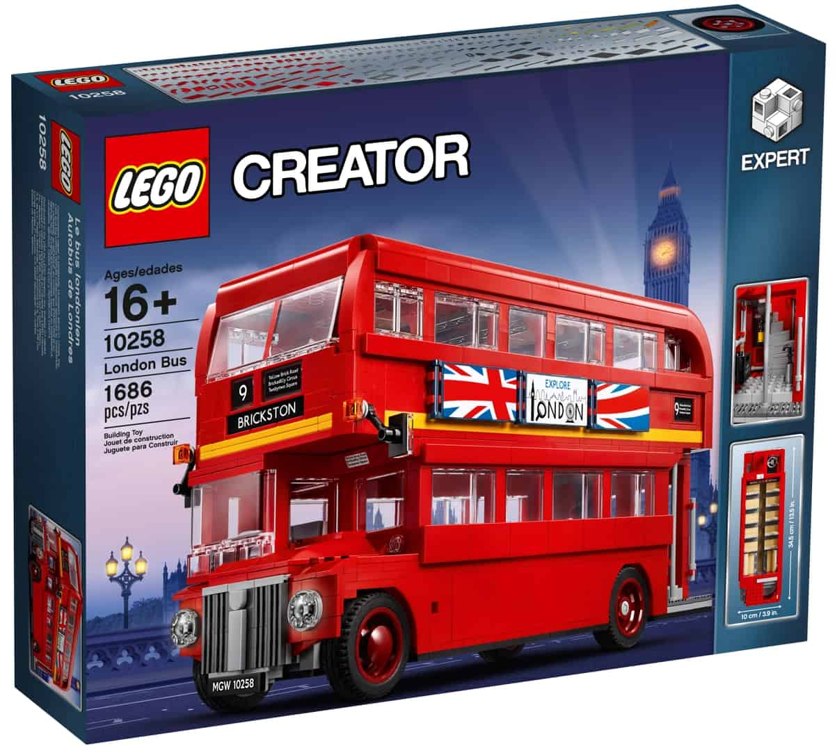 lego 10258 londynski autobus