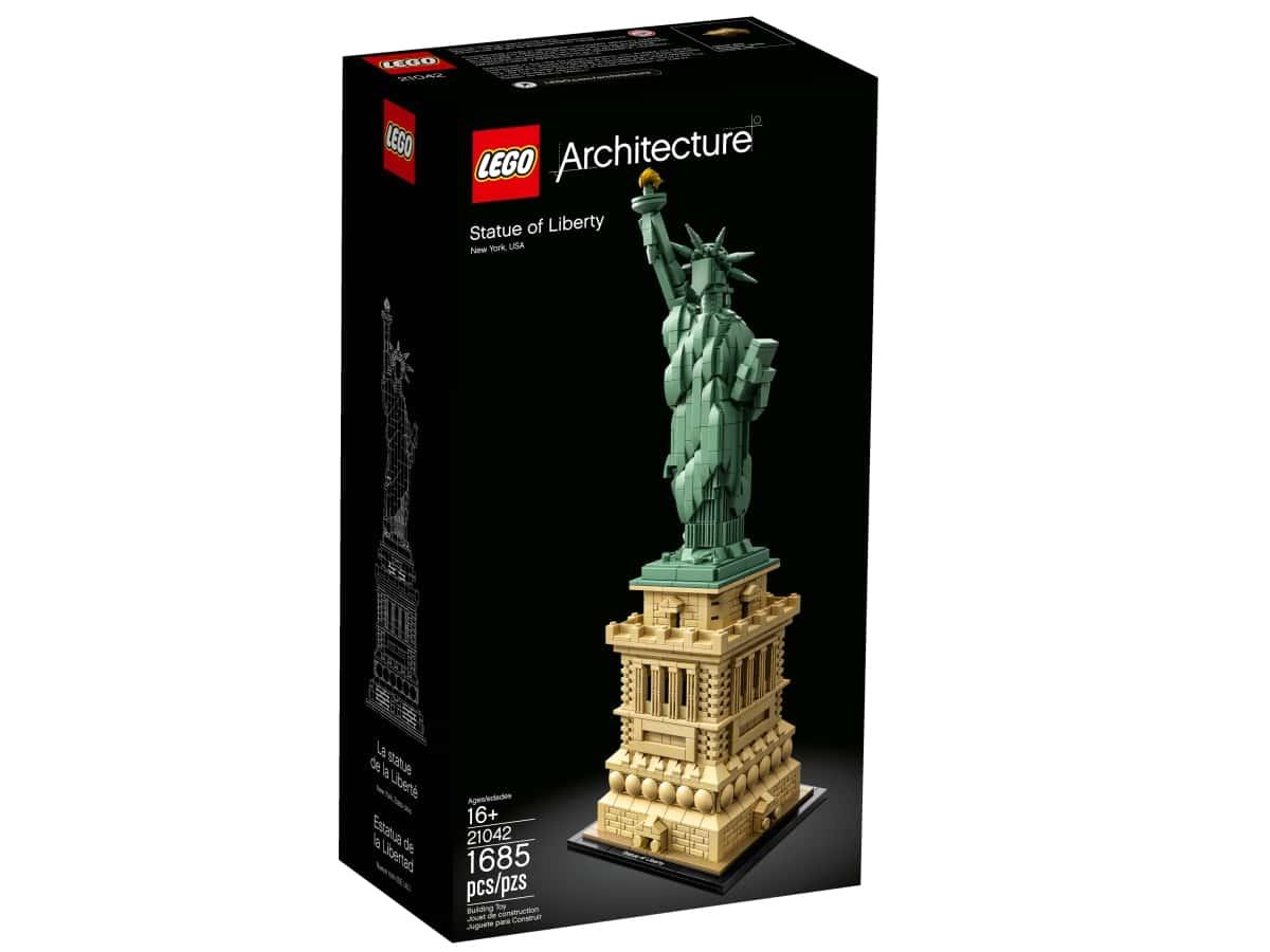lego 21042 statua wolnosci