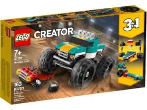 lego 31101 monster truck