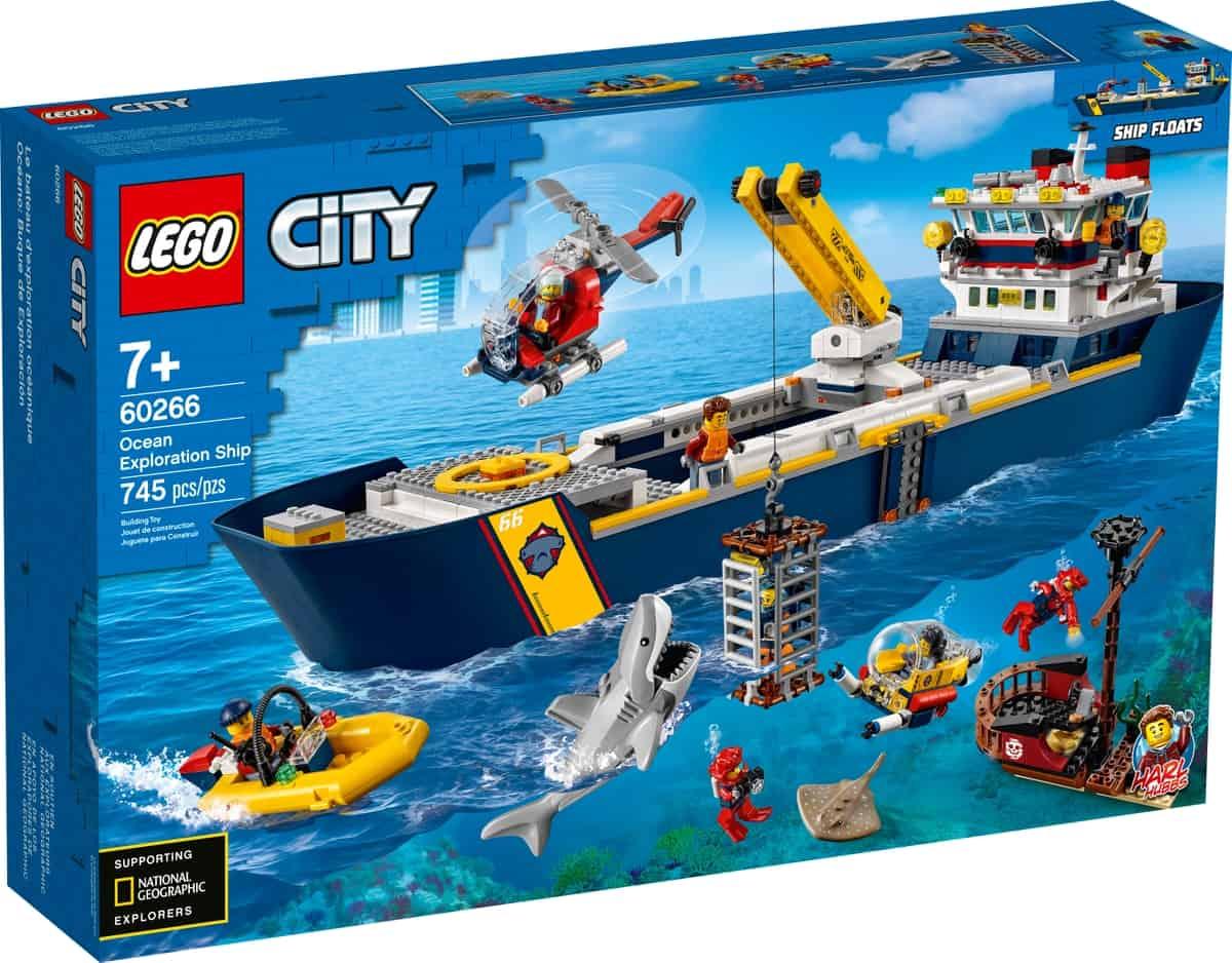 lego 60266 statek badaczy oceanu